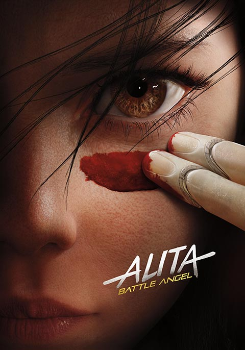 IMAX 3D ALITA: BATTLE ANGEL