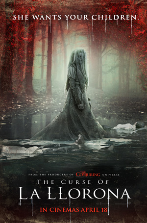 IMAX 2D THE CURSE OF LA LLORONA