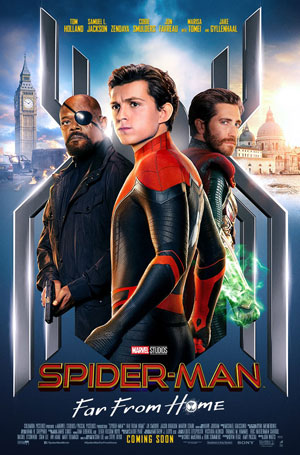 IMAX 2D SPIDER MAN - FAR FROM HOME