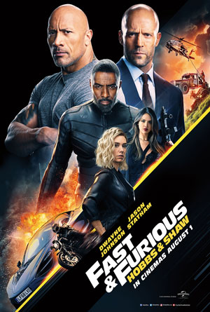 IMAX 2D FAST & FURIOUS PRESENTS: HOBBS & SHAW
