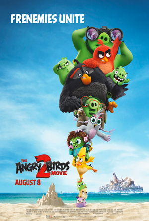 3D : ANGRY BIRDS 2
