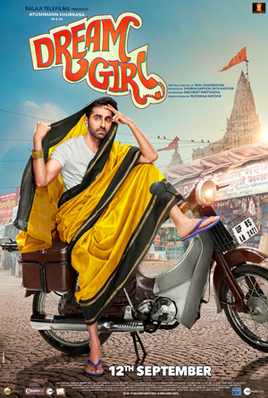 DREAM GIRL (Hindi)